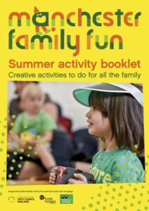 Family Fun Summer Activity Booklet